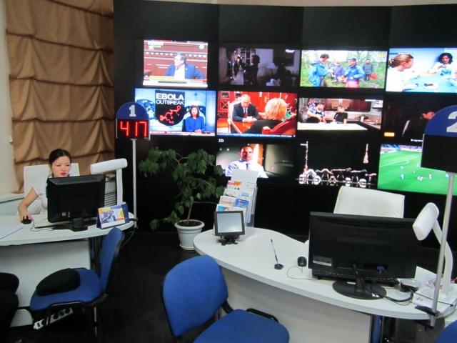 Три дня с «Казахтелекомом»: Павлодар - 2. Сердце связи.