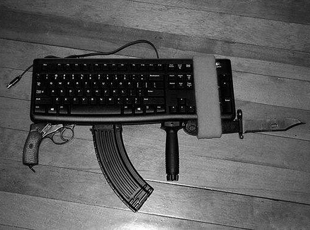 Грустная история воина клавиатуры, познавшего истину