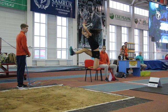Первенство по легкой атлетике прошло в ВКО