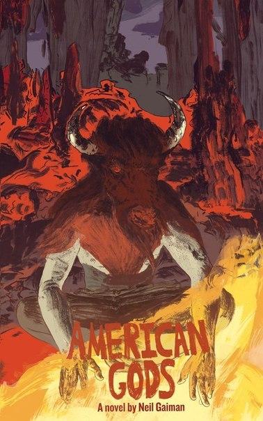 Gaiman Neil  American Gods скачать бесплатно книгу в