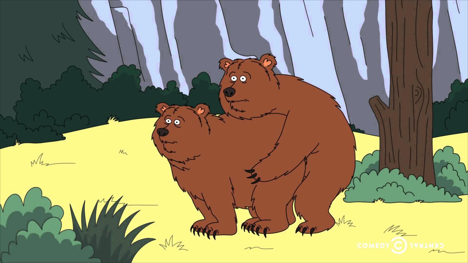 Секс с медведью 21 фотография