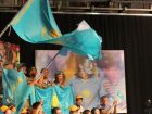 Олимпийское шоу на Хабаре