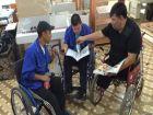 В Алматинской области трудоустроено более 1,5 тысяч инвалидов