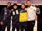 Руководитель УФКиС ВКО Денис Рыпаков поздравил бронзового призера Гран-при
