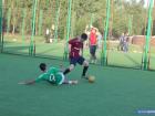 Дворовый футбол- кровью и потом!