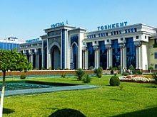Навестила узбецкую родню