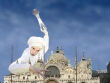 Венецианский павильон в Казахстане