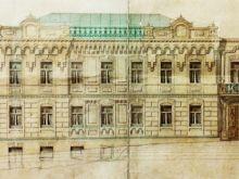 Дом Турбиных, Виктор Некрасов, или небольшое дополнение к путешествию Шанти