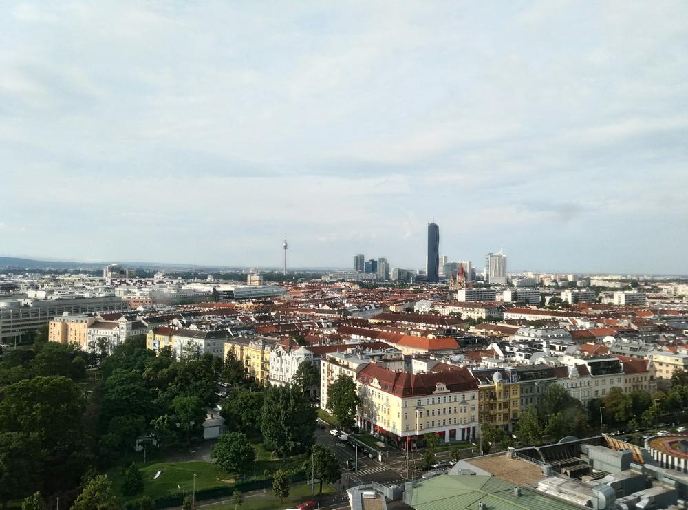 В Вене скучно