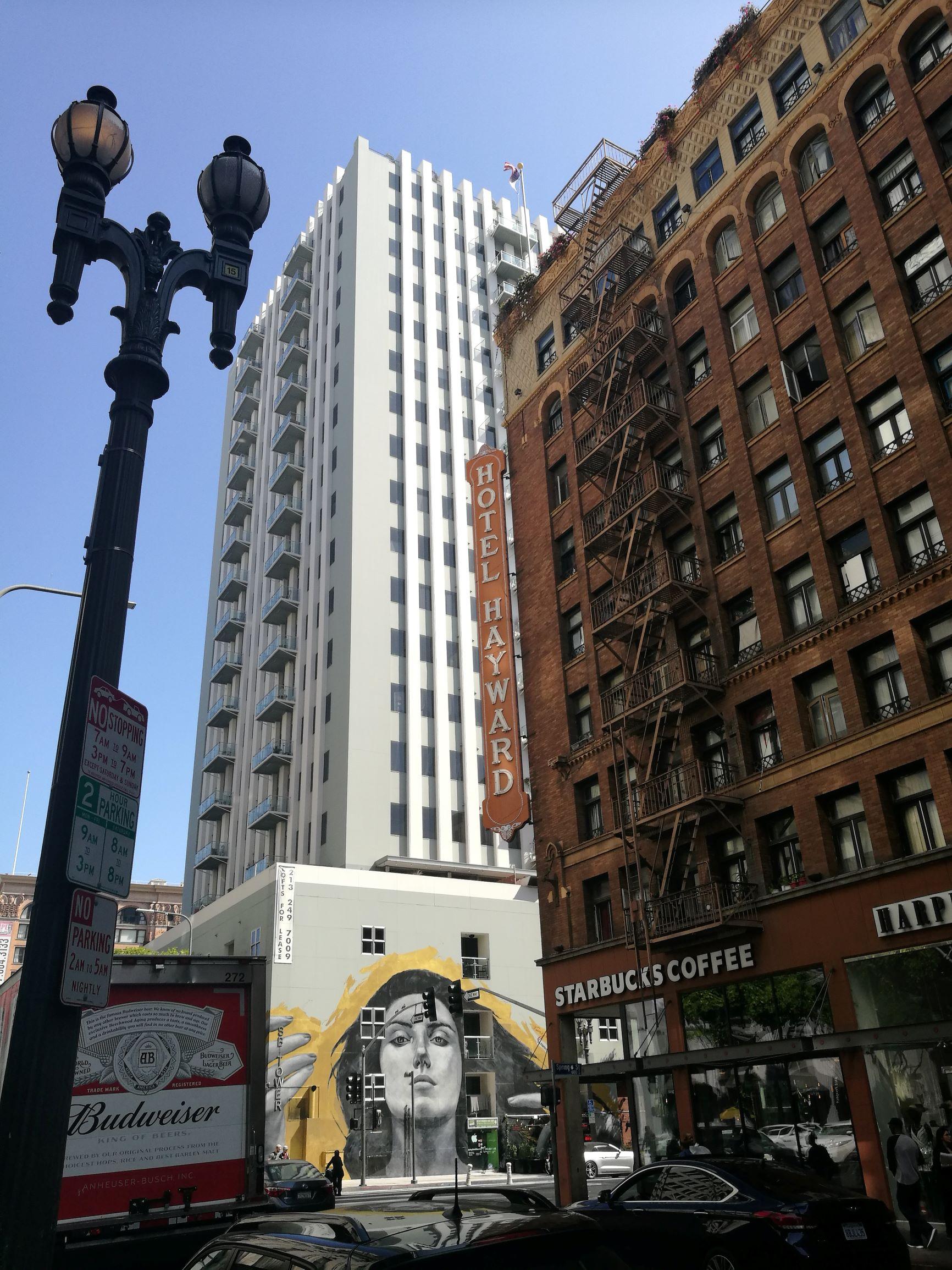 Ам4риканский дневник: Mean Streets of LA