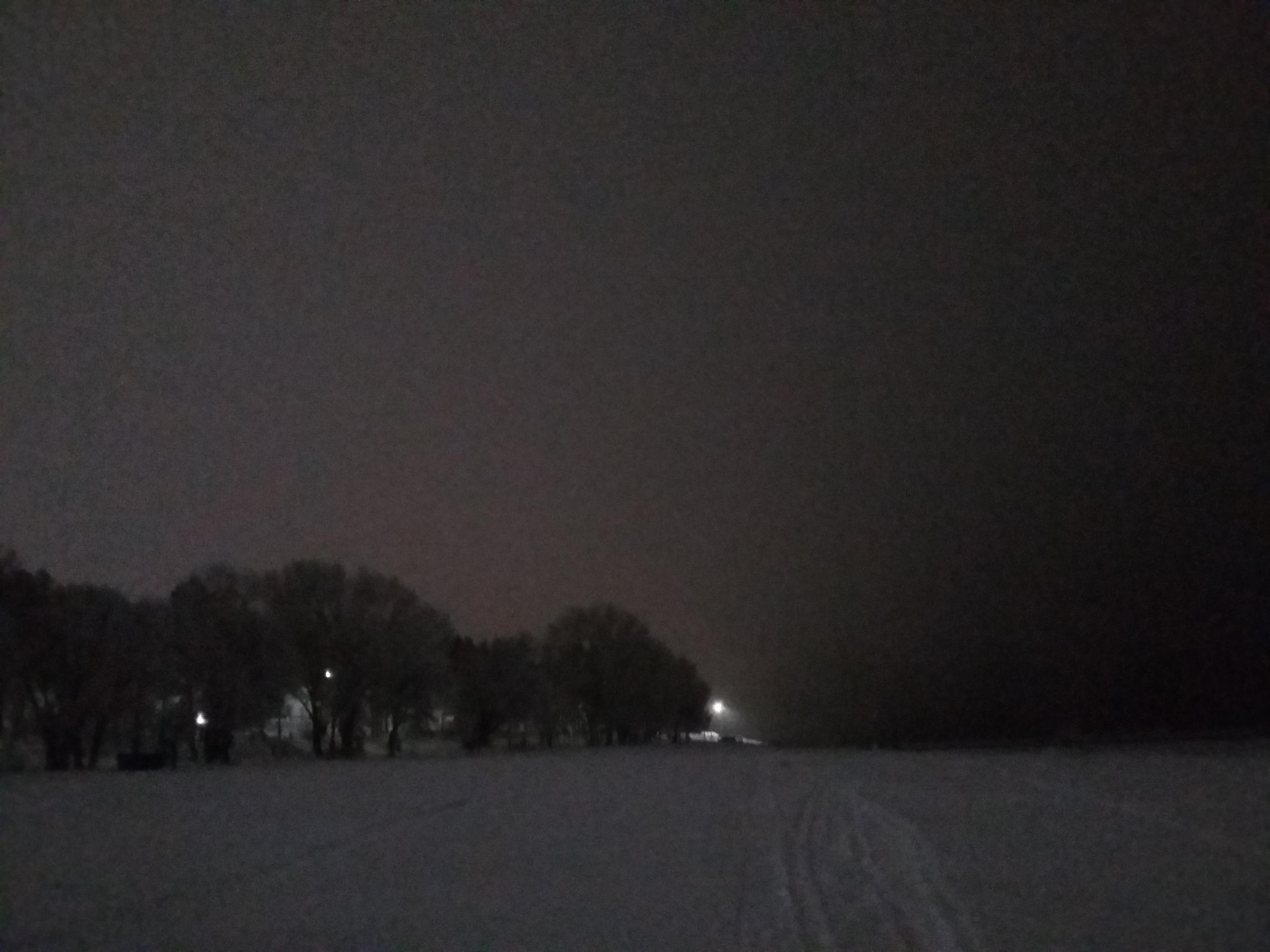 Моя прогулка минувшим вечером(с фотографиями)