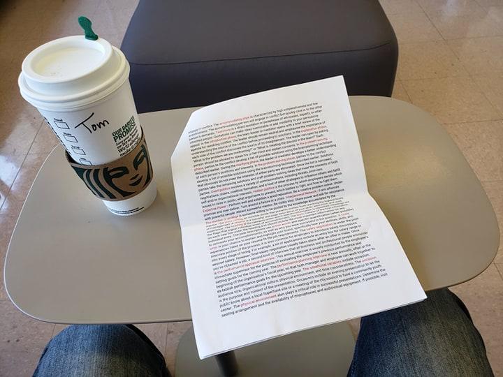 Ам4риканский Дневник: Университетская Пора