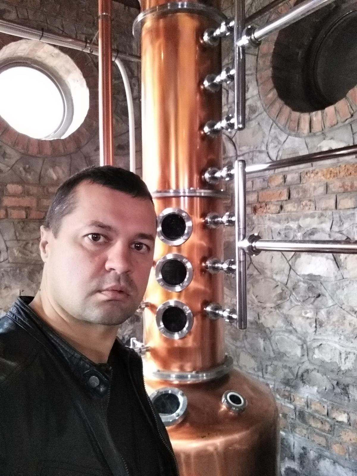 В Грузии вино