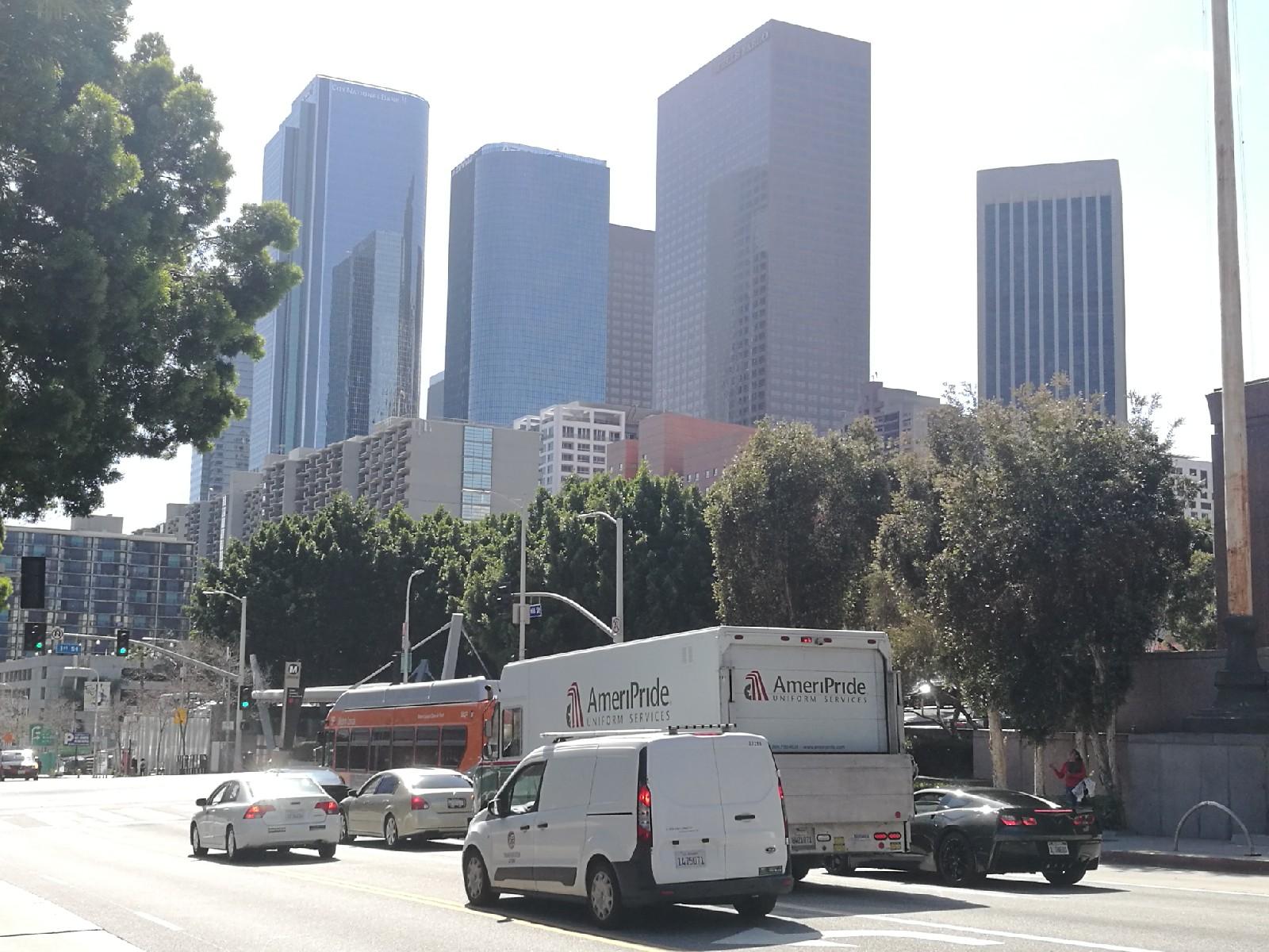 Ам4риканский дневник: Универ, Downtown LA и Казахские Капкейки
