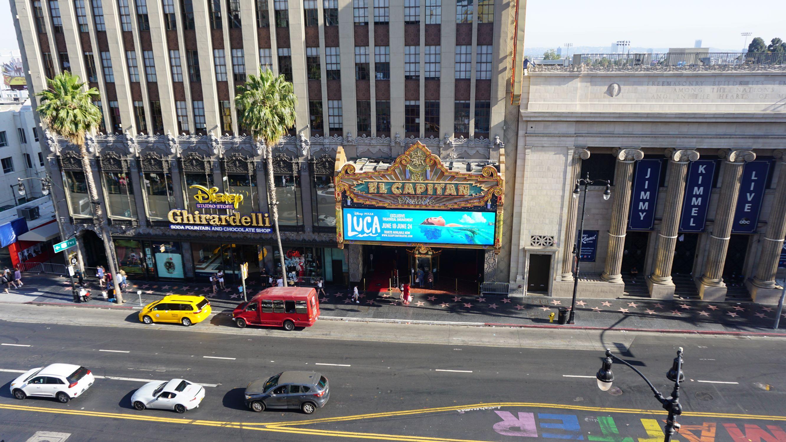 Американский Дн4вник: Hollywood Walk of Fame