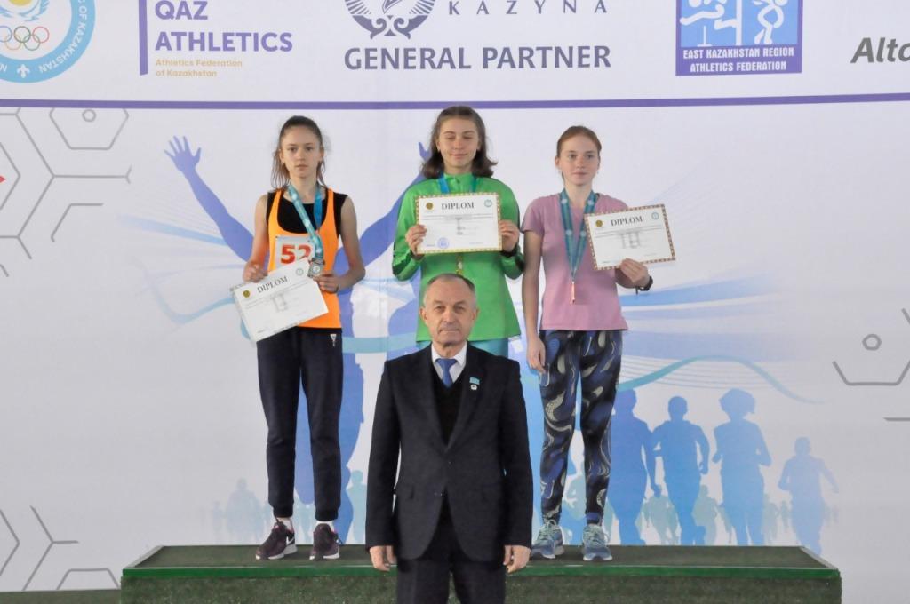 Шығыс Қазақстан атлеттері топ жарды