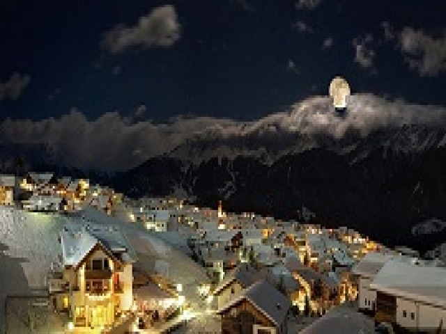 20 самых живописных зимних пейзажей со всего мира. Это просто нечто, похожее на сказку!