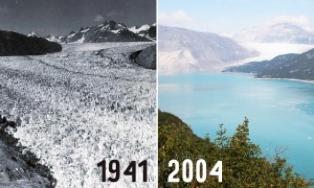 Земля тогда исейчас. Колоссальные перемены вфотографиях NASA