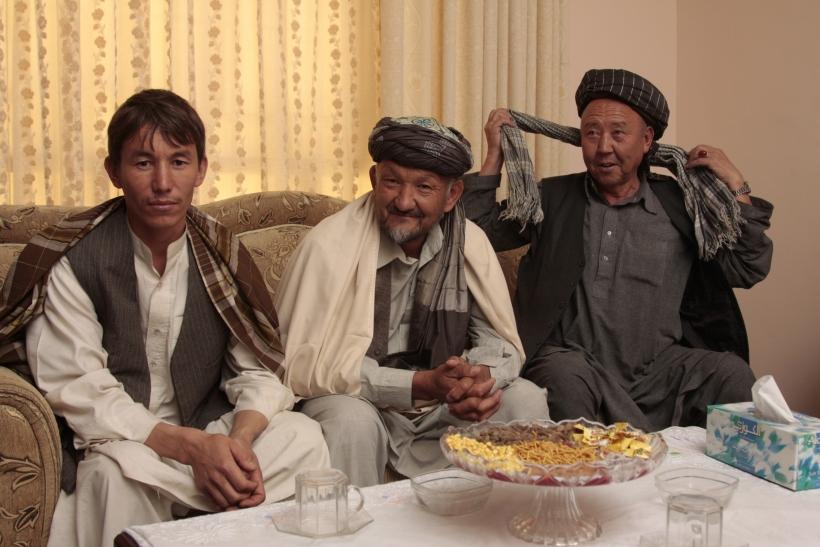 Афганские казахи