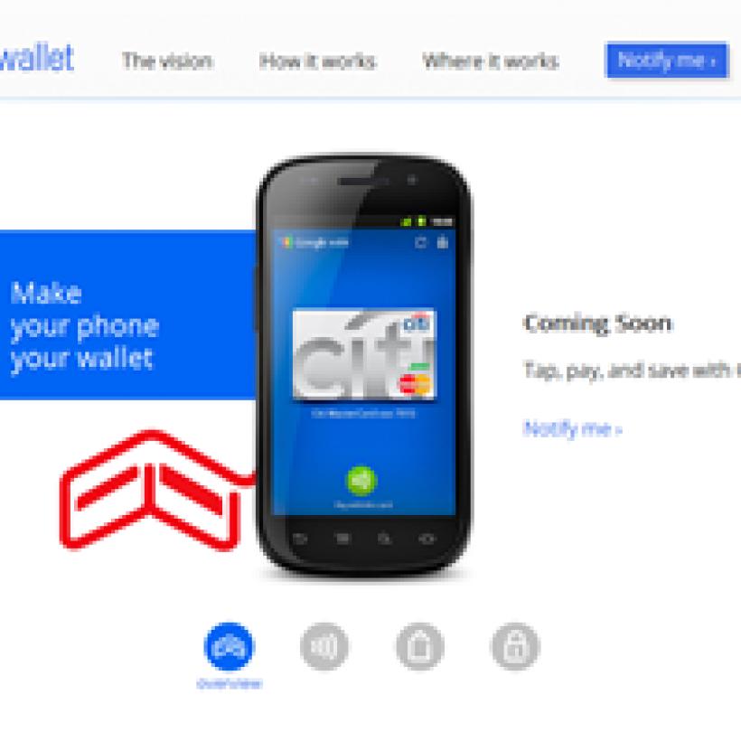 Электронный кошелек Google