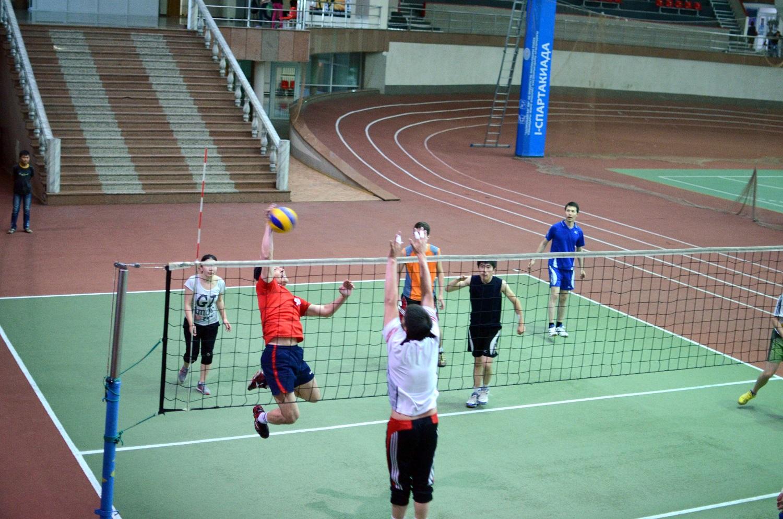 Миллиард увлеченных. Любительский волейбол в Астане и Алматы