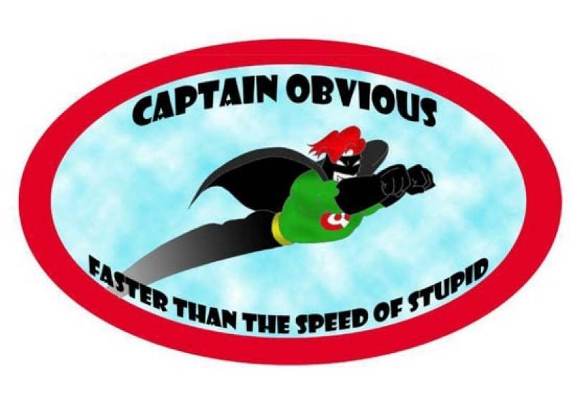 Капитан Очевидность - 5