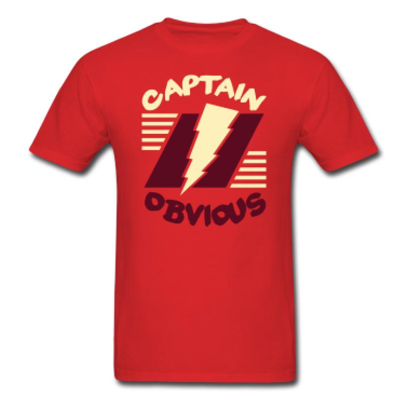 Очередной Капитан Очевидность