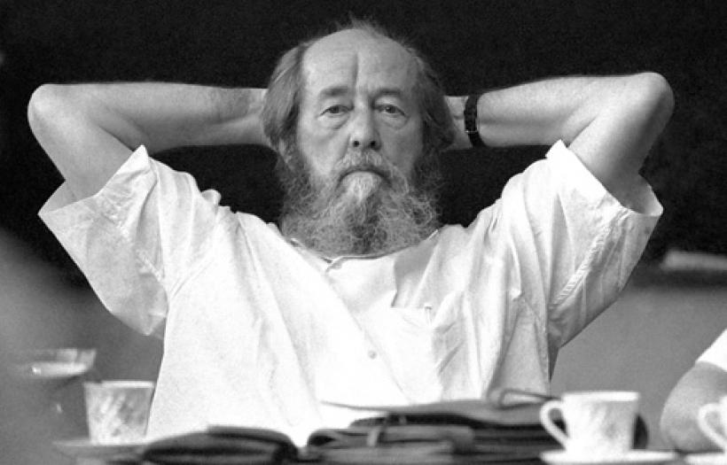 Жалобы Солженицыну...