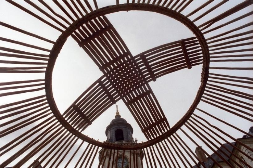 Про митинги и церкви