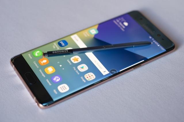 Всё, что нужно знать о Galaxy Note 7