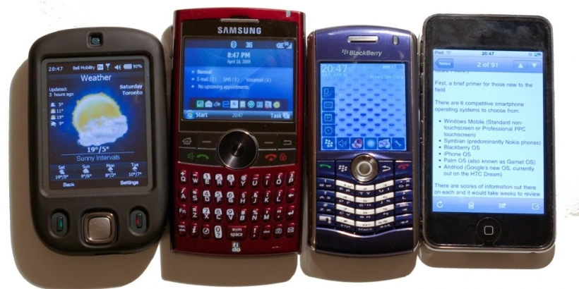 2012 - год бюджетных смартфонов