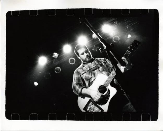 Chuck Ragan, acoustic folk