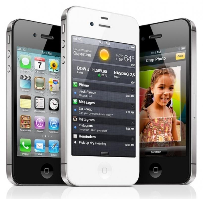 Обзор смартфона iPhone 4s