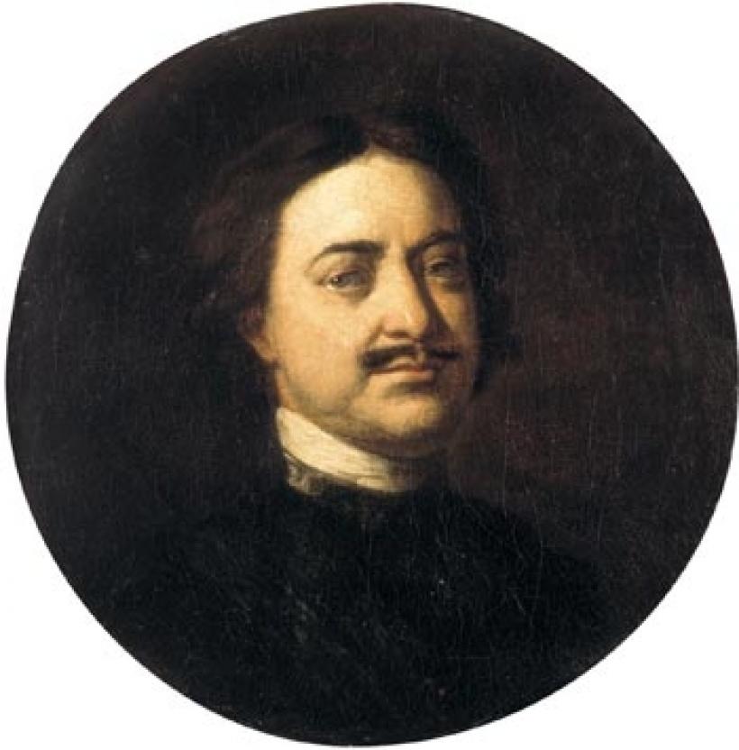 Петр I - основатель Санкт-Петербурга