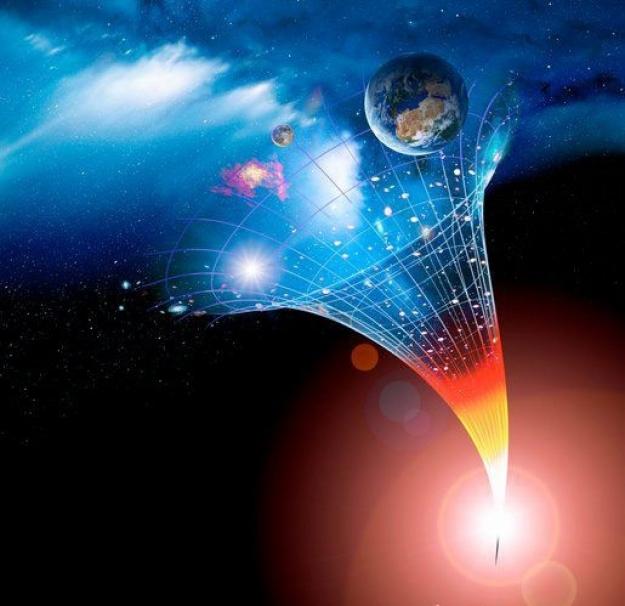Теория Большого Взрыва - гипотеза о происхождении Вселенной
