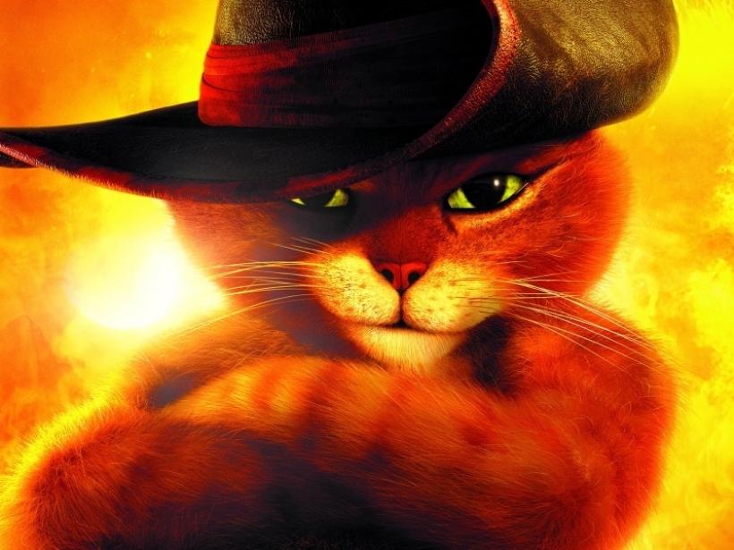 Кот в сапогах (анимация, 2011)