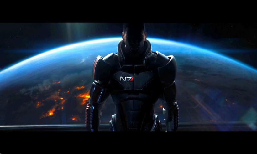 Mass Effect 3 - Take Earth Back