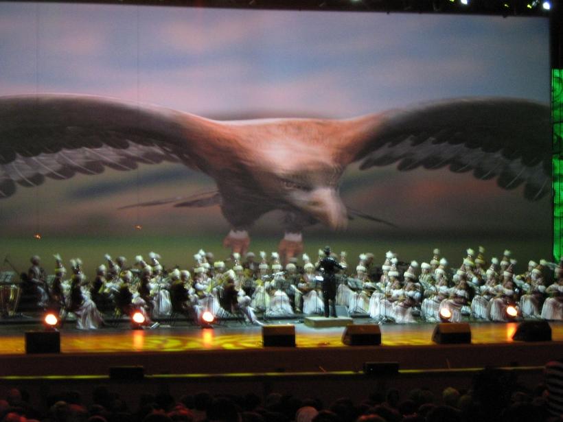 Гала концерт - Год культуры в Алматы