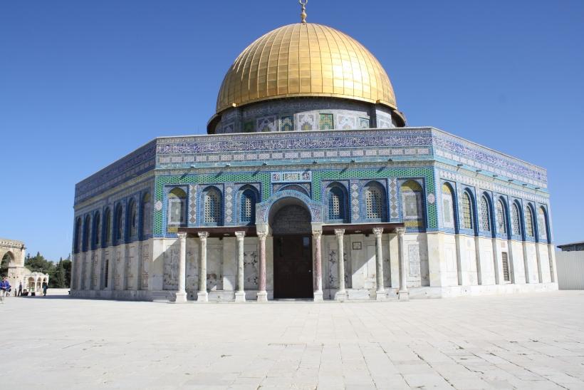Благословение Храмовой горы