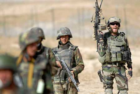 Армии созданы для войны