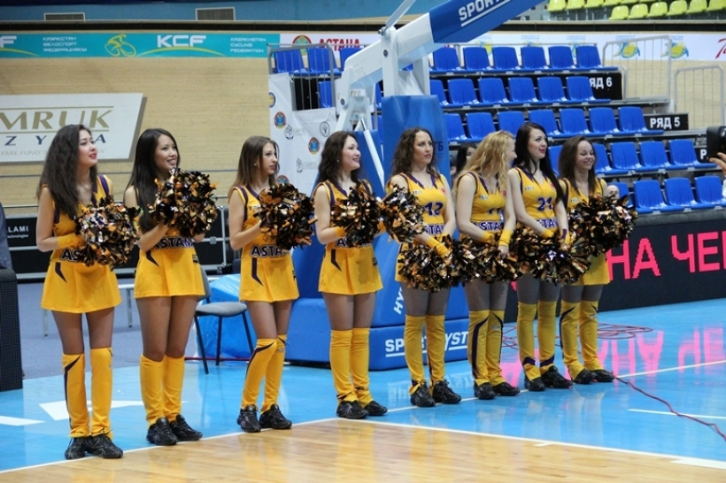 Финал Чемпионата РК по баскетболу. Отчет.