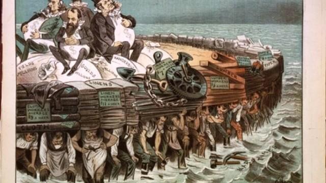 Железнодорожные короли: Корнелиус Вандербильт