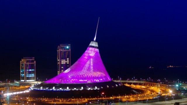 Астана глазами иностранца