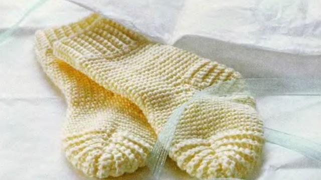 Носочки для недоношенных детей