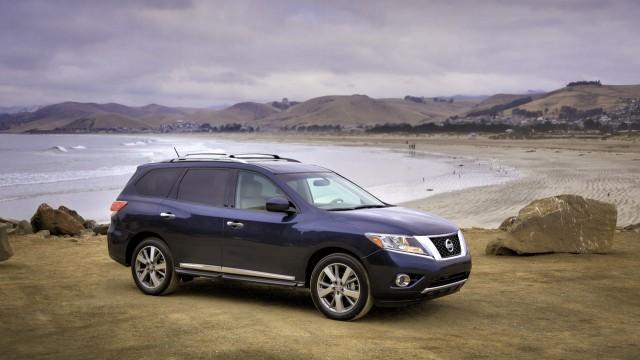 """Встречайте - новый Nissan Pathfinder! В моем переводе - """"Уродцы возвращаются..."""""""