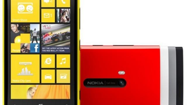 Nokia Lumia 920 официально представлена