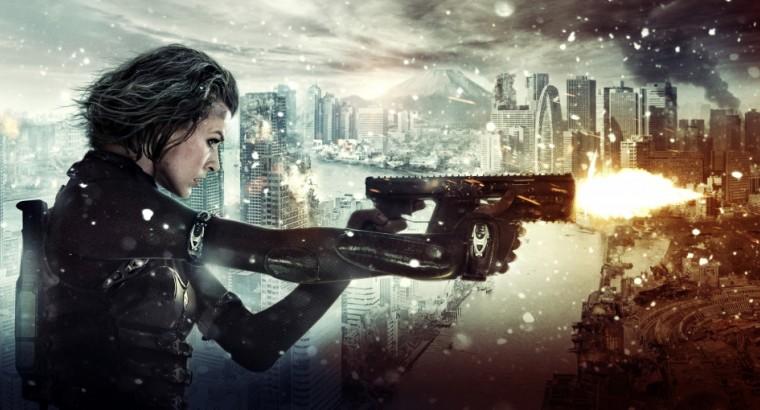 Обитель зла: Возмездие/ Resident Evil: Retribution