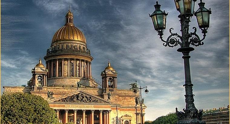 Про Санкт-Петербург в стиле рэп)