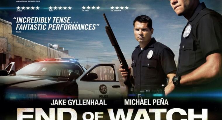 Патруль/ End of Watch. Рецензия на фильм