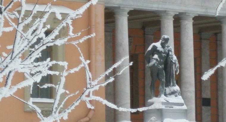 Снежинка Петербурга (часть 3)